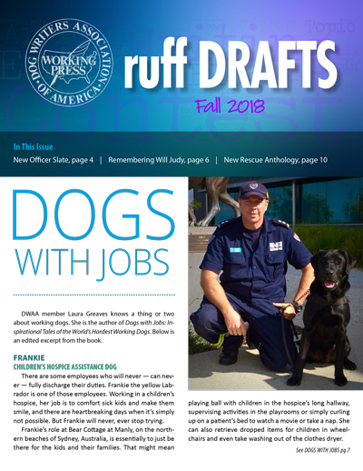 Ruff Drafts Fall 2018